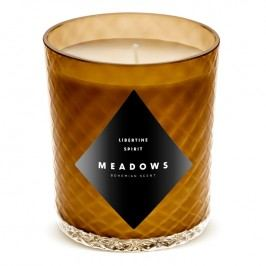 Meadows Vonná sviečka Libertine Spirit medium jantárová