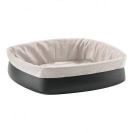 ZONE Košík na pečivo warm grey