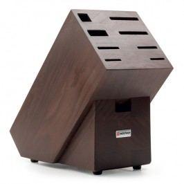 WÜSTHOF Blok na nože drevený Classic na 9 kusov hnedý