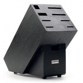 WÜSTHOF Blok na nože drevený Classic na 9 kusov čierny