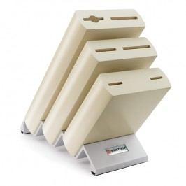 WÜSTHOF Blok na nože drevený Ikon na 6 kusov krémový