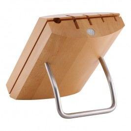 ZWILLING Blok na nože s podperou drevený na 5 kusov