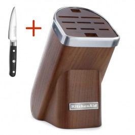 KitchenAid Drevený blok na nože jasanový