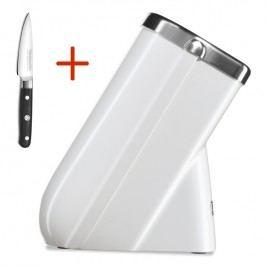 KitchenAid Blok na nože matná perlová