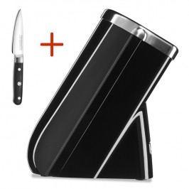 KitchenAid Blok na nože čierny