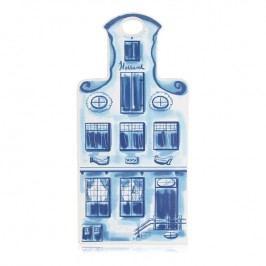 Boska Keramická doska na syr Holland Delft Blue