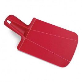 Joseph Joseph Skladacia doska na krájanie červená Chop2Pot™ Mini