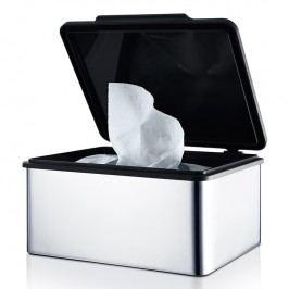 Blomus Box na vlhčené obrúsky leštená nehrdzavejúca oceľ MENOTO