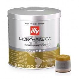 illy Kávové kapsule iperEspresso MonoArabica Colombia 21 ks