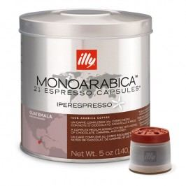 illy Kávové kapsule iperEspresso MonoArabica Guatemala 21 ks