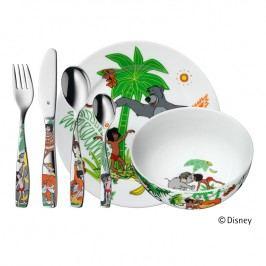 WMF Detská jedálenská súprava 6-dielna Kniha džunglí