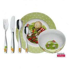 WMF Detská jedálenská súprava 6-dielna Pitzelpatz