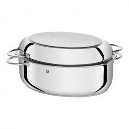 ZWILLING Oválny pekáč z nehrdzavejúcej ocele s multifunkčnou pokrievkou ZWILLING® Plus