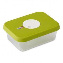 Joseph Joseph Krabička na potraviny s dátumom 1 l zelená Dial™