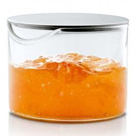 Blomus Dóza na marmeládu s viečkom z nehrdzavejúcej ocele BASIC