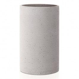 Blomus Váza Coluna veľkosť S svetlosivá