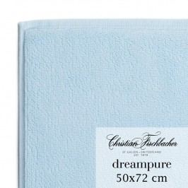 Christian Fischbacher Kúpeľňová predložka 50 x 72 cm nebesky modrá Dreampure, Fischbacher