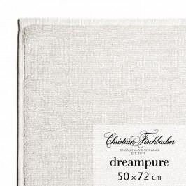 Christian Fischbacher Kúpeľňová predložka 50 x 72 cm kriedovo biela Dreampure, Fischbacher