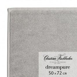 Christian Fischbacher Kúpeľňová predložka 50 x 72 cm grafitová Dreampure, Fischbacher