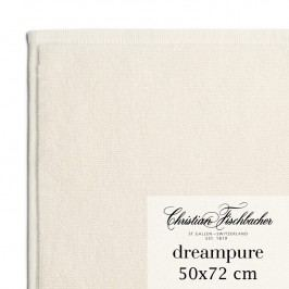 Christian Fischbacher Kúpeľňová predložka 50 x 72 cm krémová Dreampure, Fischbacher