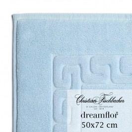 Christian Fischbacher Kúpeľňová predložka 50 x 72 cm nebesky modrá Dreamflor®, Fischbacher