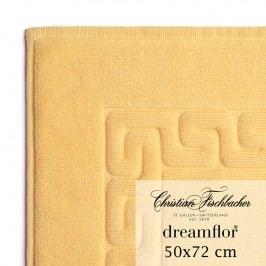 Christian Fischbacher Kúpeľňová predložka 50 x 72 cm vanilková Dreamflor®, Fischbacher