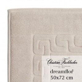 Christian Fischbacher Kúpeľňová predložka 50 x 72 cm kašmírová Dreamflor®, Fischbacher