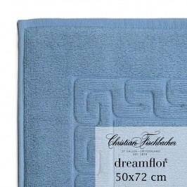 Christian Fischbacher Kúpeľňová predložka 50 x 72 cm jeans blue Dreamflor®, Fischbacher