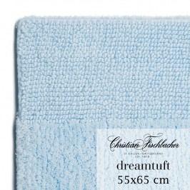 Christian Fischbacher Kúpeľňový koberček 55 x 65 cm nebesky modrý Dreamtuft, Fischbacher