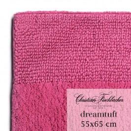 Christian Fischbacher Kúpeľňový koberček 55 x 65 cm purpurový Dreamtuft, Fischbacher