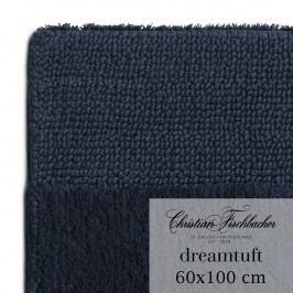 Christian Fischbacher Kúpeľňový koberček 60 x 100 cm temne modrý Dreamtuft, Fischbacher