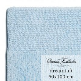 Christian Fischbacher Kúpeľňový koberček 60 x 100 cm nebesky modrý Dreamtuft, Fischbacher