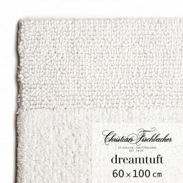 Christian Fischbacher Kúpeľňový koberček 60 x 100 cm kriedový Dreamtuft, Fischbacher