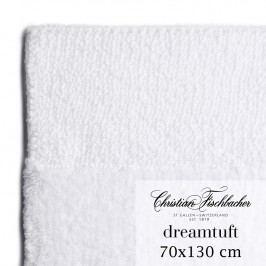 Christian Fischbacher Kúpeľňový koberček 70 x 130 cm biely Dreamtuft, Fischbacher