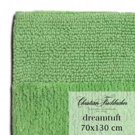 Christian Fischbacher Kúpeľňový koberček 70 x 130 cm zelený Dreamtuft, Fischbacher