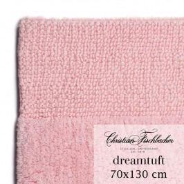 Christian Fischbacher Kúpeľňový koberček 70 x 130 cm ružový Dreamtuft, Fischbacher