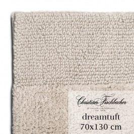 Christian Fischbacher Kúpeľňový koberček 70 x 130 cm kašmírový Dreamtuft, Fischbacher