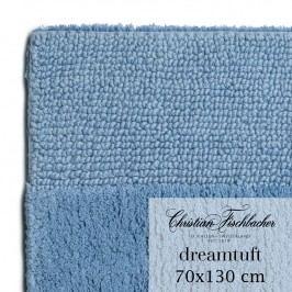 Christian Fischbacher Kúpeľňový koberček 70 x 130 cm jeans blue Dreamtuft, Fischbacher