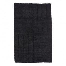 ZONE Kúpeľňová  predložka 50 × 80 cm black CLASSIC