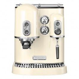 KitchenAid Pákový kávovar na espresso Artisan mandľová