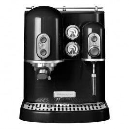 KitchenAid Pákový kávovar na espresso Artisan čierna