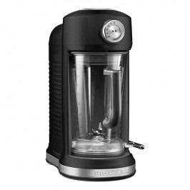 KitchenAid Stolný mixér s magnetickým pohonom Artisan čierna liatina