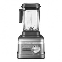KitchenAid Stolný mixér Artisan Power Plus striebristosivá