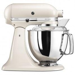 KitchenAid Kuchynský robot Artisan Elegance s 2 misami biela káva
