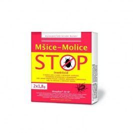 Prípravky proti chorobám a škodcom Agro PRAKTIK Mšice-molice stop 2x1,8 g
