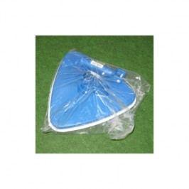 Hubica Marimex Triangl modrá