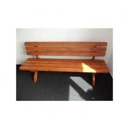 Lavica/lavička Rojaplast Strong masiv drevená