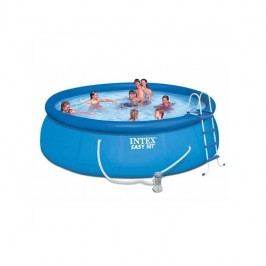 Bazén Intex Easy Set 4,57x1,22 m, kartušová filtrace 3,8 m3/h, 28168NP