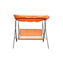 Hojdačka záhradná Rojaplast Comfort oranžová