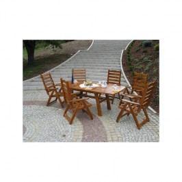 Stôl Rojaplast Rustika rozkládací + Doprava zadarmo